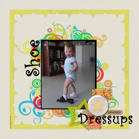 Shoe Dressups