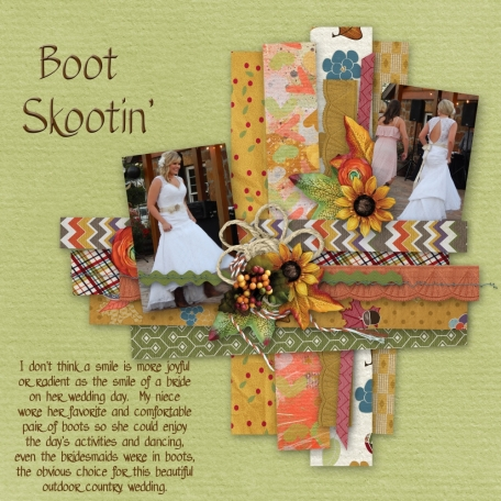 Boot Skootin'
