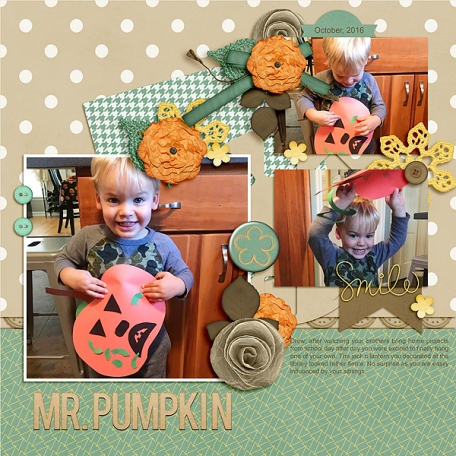 Drew's Pumpkin