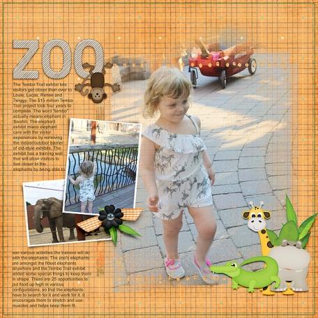 Toledo Zoo (A)
