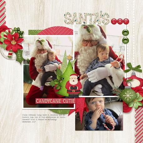 Santa's Lap (K.)