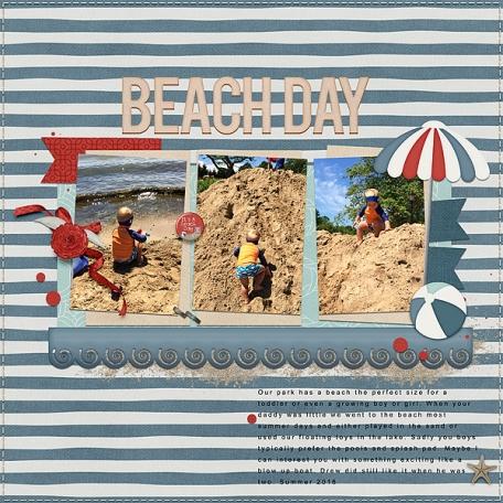 Beach Day (2017)