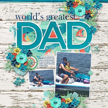 Worlds Best Dad (2017)