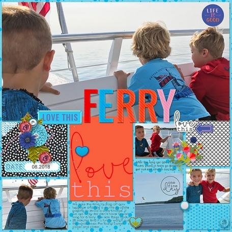 Ferry Ride (2018)