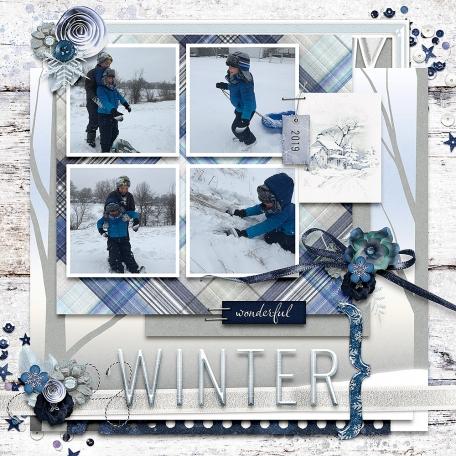 Winter Fun (2019)