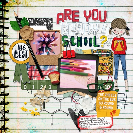 Are you ready 4 school?