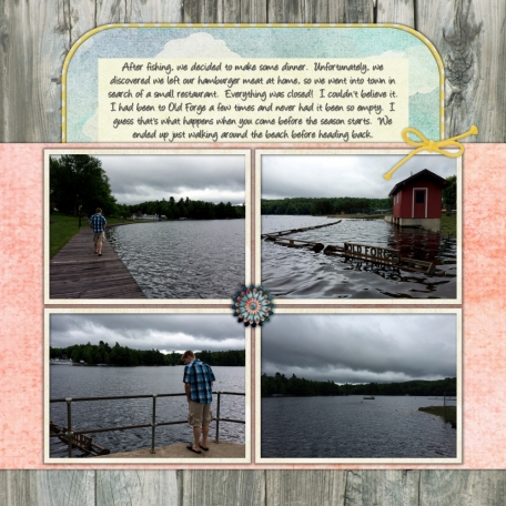 Nick's Lake 2014 - Old Forge - Right