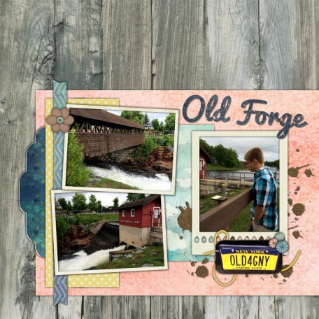 Nick's Lake 2014 - Old Forge - Left