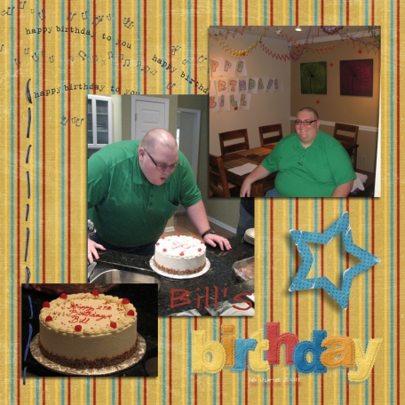 Bill's Birthday