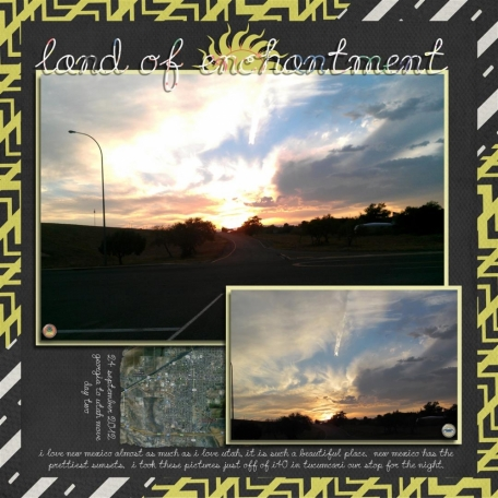 Land of Enchantment {GA To UT Move Day 2 (9/9)}