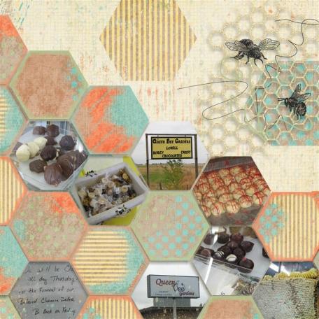queen bee gardens