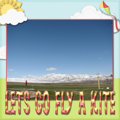 lets go fly a kite  (1/2)