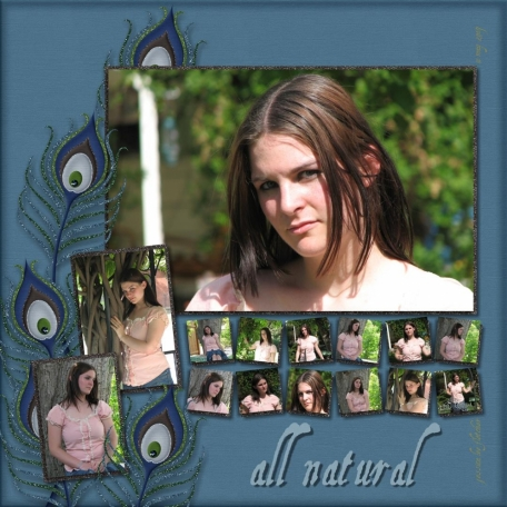 all natural beauty shines from within (1/3)