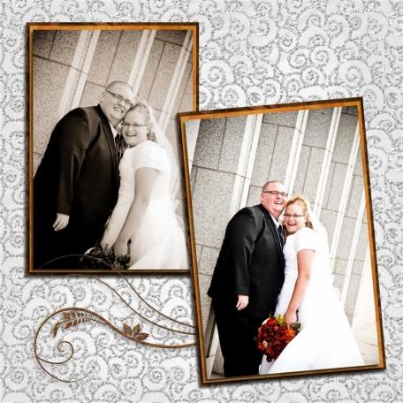 (wedding book page 24) happy