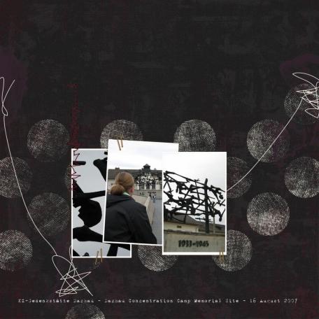 KZ-Gedenkstätte Dachau (3/12)