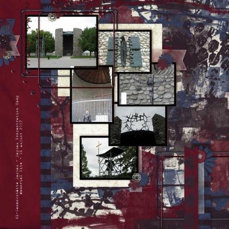 KZ-Gedenkstätte Dachau (6/12)