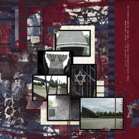 KZ-Gedenkstätte Dachau (8/12)