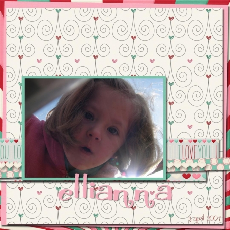 ellianna 3 april 2007