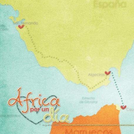 África por un día ls