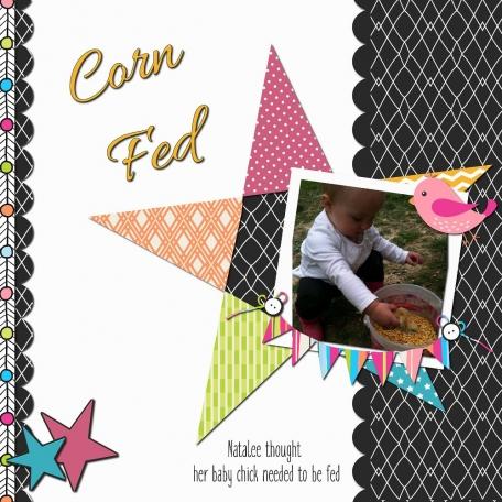 Corn Fed