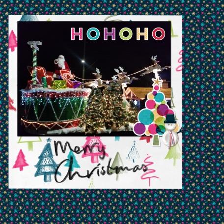 Ho Ho Ho, Merry Christmas!