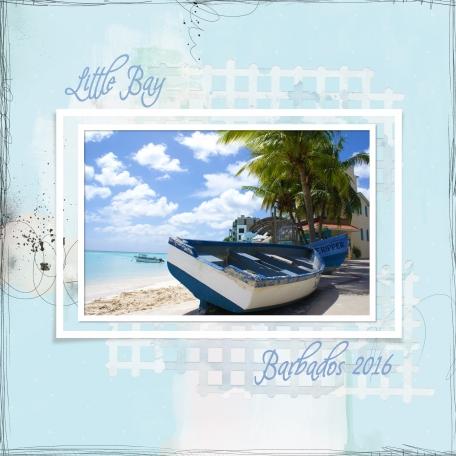 Barbados 2016 - 8: Little Bay