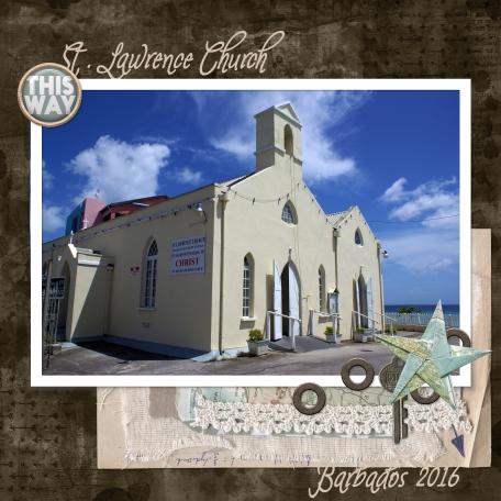 Barbados 2016 - 12: St. Lawrence Church
