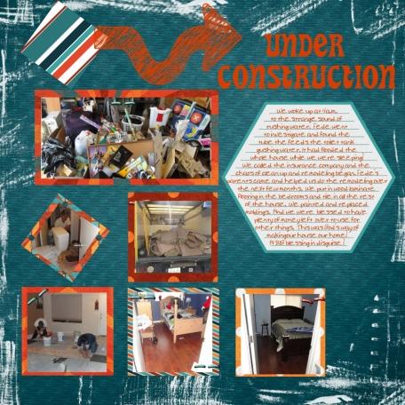 "The flood (pg. 2 - ""Under Construction"")"