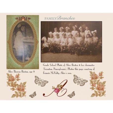 Girlhood photos of grandma