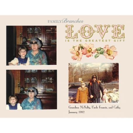 Grandma McNulty family photos