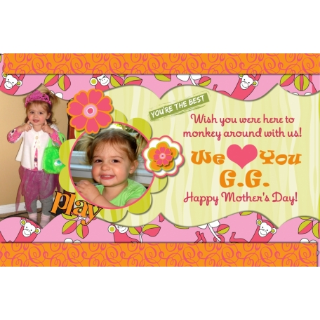 Mother's Day 2011 - GG's Card