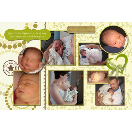 Baby Book: Nia's First Year (6/44)