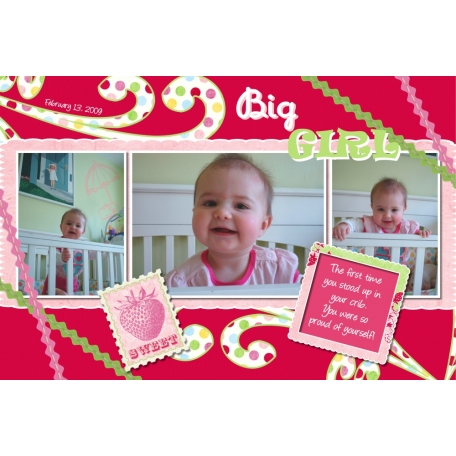 Baby Book: Nia's First Year (29/44)