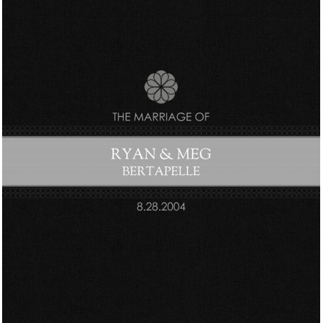 Wedding Book - Title Page (2 of 27)