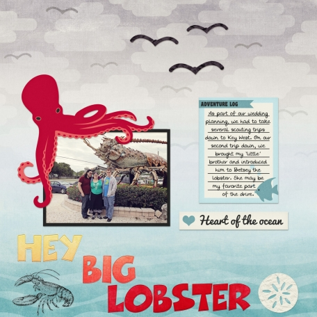Hey Big Lobster