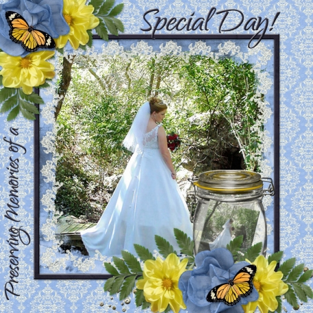 Preserving memories of a Special Day