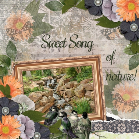 Sweet Song of Nature (dfdd)