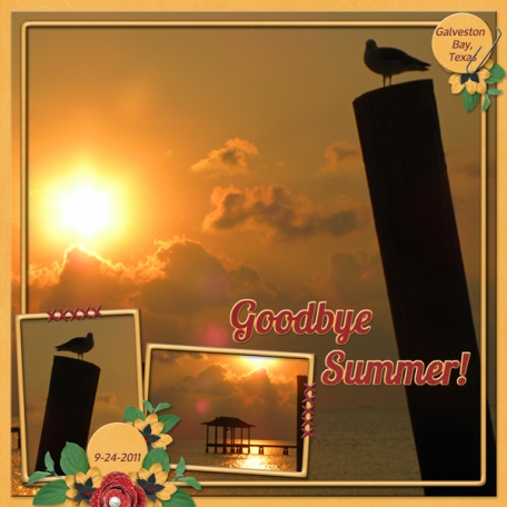 Goodbye Summer (LJS Designs)
