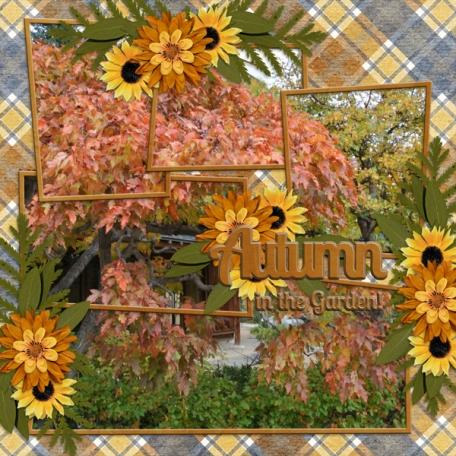 Autumn in the Garden (dfdd)