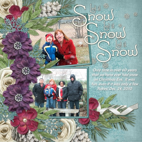 Let it Snow Let it Snow Let it Snow (ads)