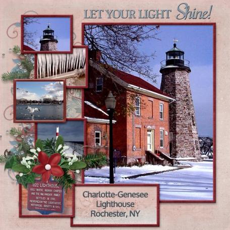 Let your light SHINE (otfd)