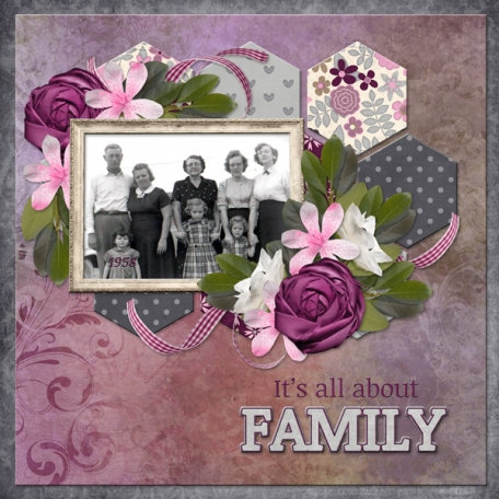 It's all about FAMILY (OTFD)
