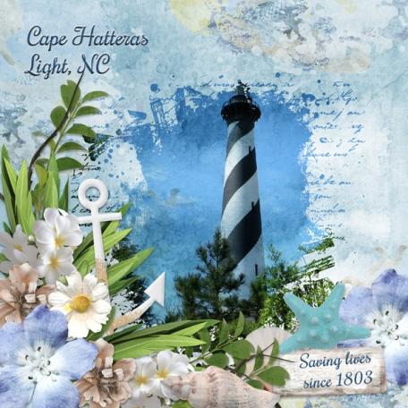 Cape Hatteras Light, NC (dfdd)