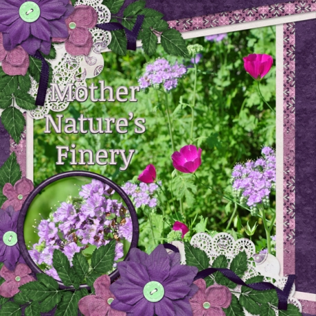 Mother Nature's Finery (DFDD2)