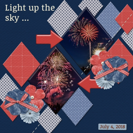 Light up the sky ... (JCD)
