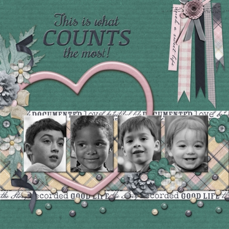 This is what COUNTS the most! (Jessica Dunn)