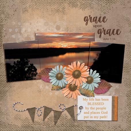 grace upon grace  (Gina Jones)