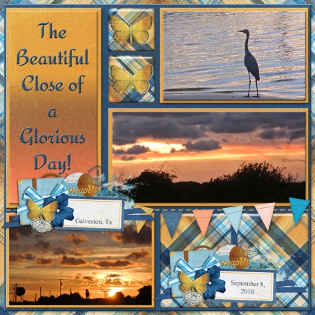 The beautiful close of a glorious day! (jdunn)