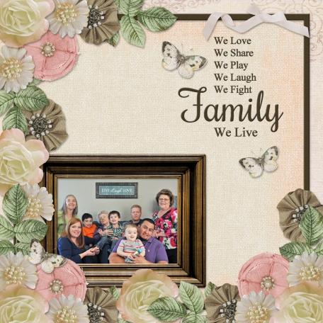 Family ... we live! (SReid-MVrijhof)