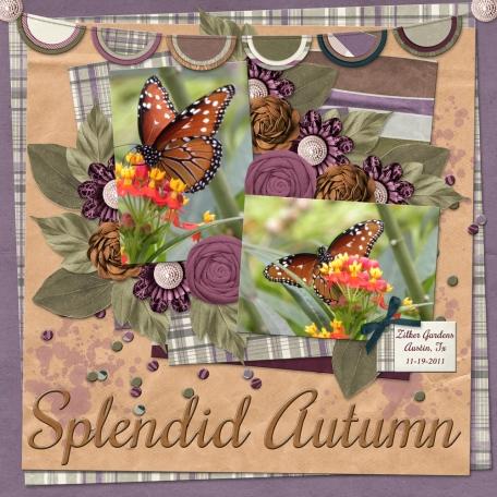 Splendid Autumn (Janet Scott)